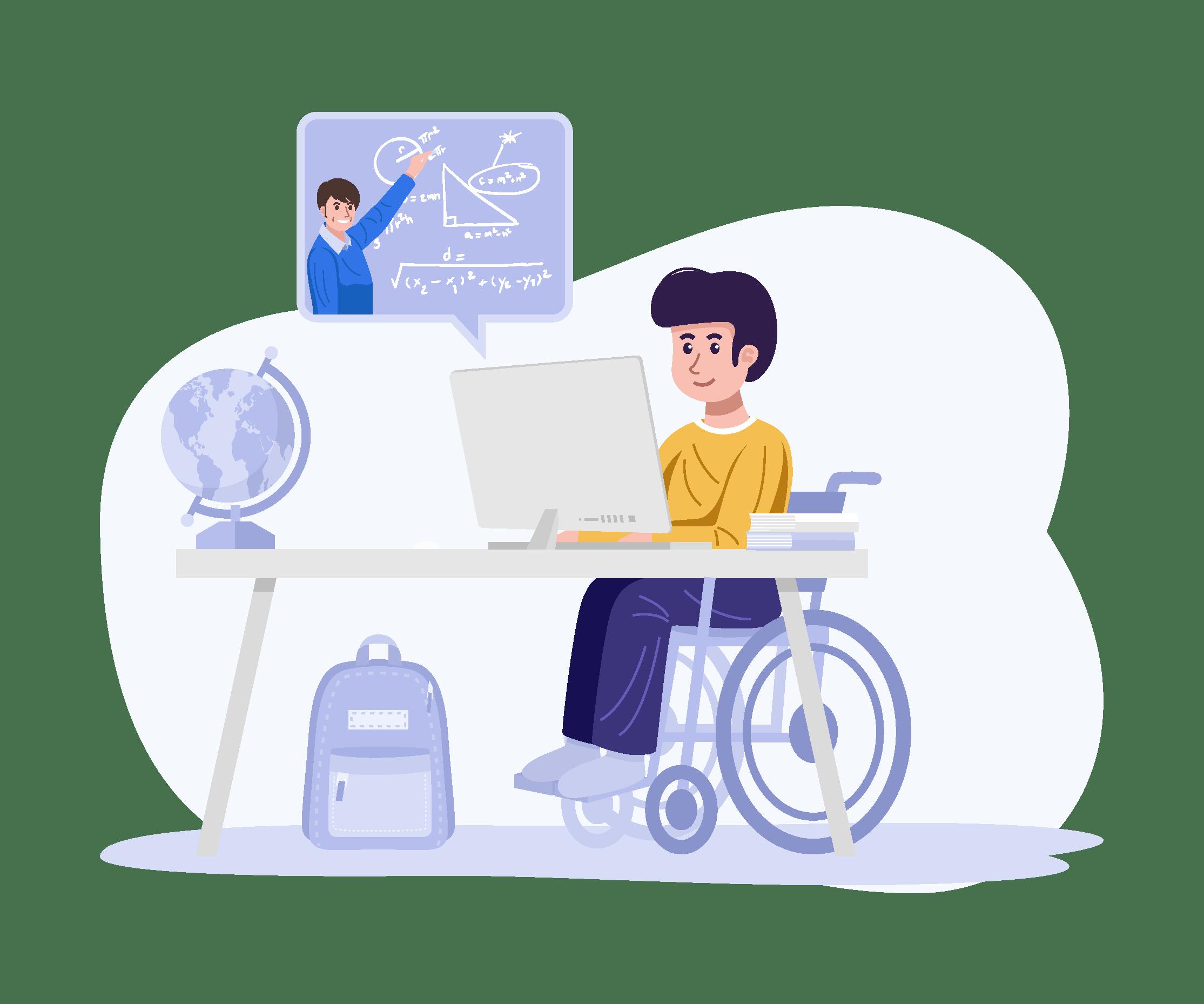 Handicap et apprentissage