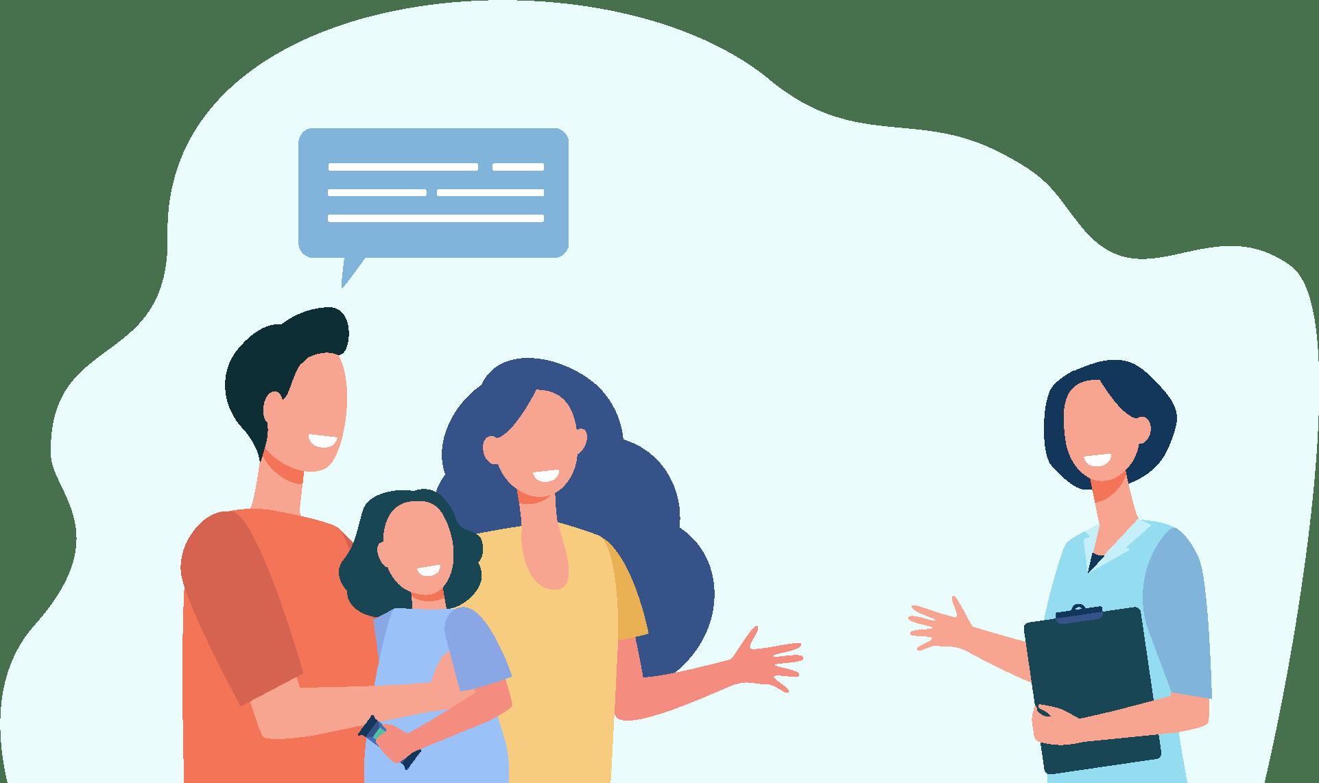 Formation assistant de vie de famille